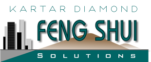 Feng Shui Solutions with Kartar Diamond Retina Logo